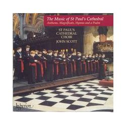 Musik: The Music Of ST Pauls Cath.  von Scott, Choir Of ST Pauls Cathedral