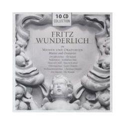 Musik: Fritz Wunderlich in Messen und Oratorien  von Fritz Wunderlich