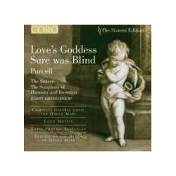 Musik: Loves Goddess Sure was Blind/Funeral Music  von Harry Christophers, The Sixteen