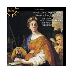 Musik: Hail! bright Cecilia/Who can from joy refrain  von The Kings Consort, Choir Of New College Oxford