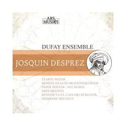 Musik: Josquin Desprez (Stabat Mater,Miserere Mei Deus)  von Dufay Ensemble