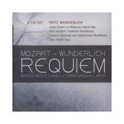 Musik: Fritz Wunderlich-Mozart: Requiem,Missa c-moll  von Fritz Wunderlich, Sinfonie-Orchester des Süddeutschen Rundfunks