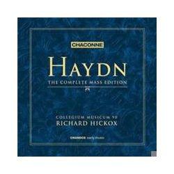 Musik: Sämtliche Messen (GA)  von Watson, Gritton, Hickox, CM 90
