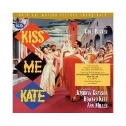 Musik: Kiss Me Kate/OST  von OST, Cole Texte u. Regie Porter