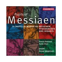 Musik: Pupils Of Messiaen  von Jorgensen, DNR Choir