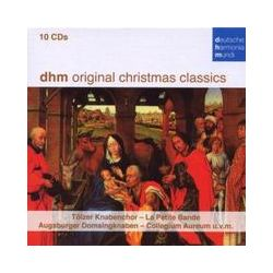 Musik: DHM Original Christmas Classics Collection 10 CDs