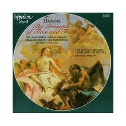 Musik: The Triumph Of Time And Truth (GA)  von Fisher, London Händel Orchestra, Kirkby, Darlow, London Handel Choir & Orch.