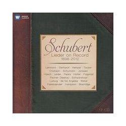Musik: Schubert Lieder On Record 1898-2012