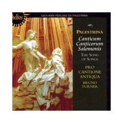 Musik: The Song Of Songs  von Pro Cantione Antiqua