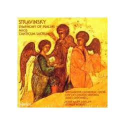 Musik: Psalmen-Sinfonie  von Westminster Cathedral Choir