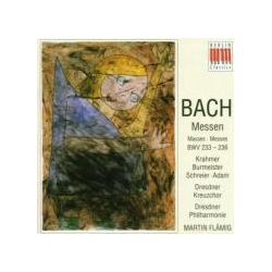 Musik: Messen BWV 233-236  von Krahmer, Burmeister, Schreier, Adam