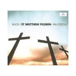Musik: Matthäus-Passion (ga)  von Kozena, Padmore, Paul McCreesh
