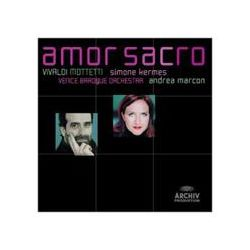 Musik: Amor Sacro  von Simone Kermes, Andrea Marcon, Vbo
