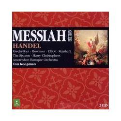 Musik: Messiah (GA)  von Kweksilber, Bowman, Ton Koopman, Abo