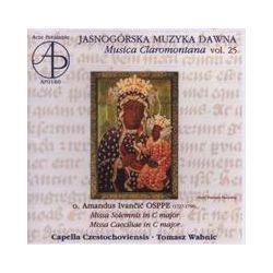 Musik: Messen  von Tomasz Wabnic, Ens.Capella Czestochoviensis