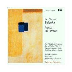 Musik: Missa Dei Patris  von Bach, John Taylor, Kammerchor St., Ber
