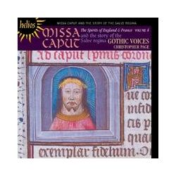 Musik: The Spirits of England and France Vol.4  von Christopher Page, Gothic Voices