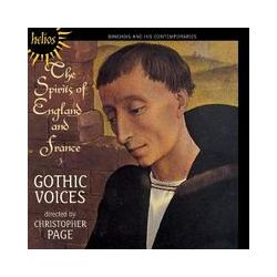 Musik: The Spirits of England and France Vol.3  von Christopher Page, Gothic Voices