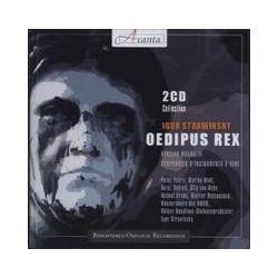 Musik: Strawinsky: Oedipus Rex/Apollon musagete  von Igor Strawinsky, Peter Pears, Martha Mödl