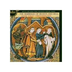 Musik: The Marriage Of Heaven A.Hell  von Gothic Voices, Christopher Page