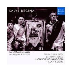 Musik: Salve Regina  von Alan Curtis, Il Complesso Barocco