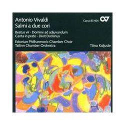 Musik: Salmi A Due Cori  von Kaljuste, Estonian Philharmonic Chamber C