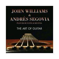 Musik: The Art of Guitar  von Andres Williams John & Segovia