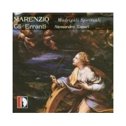 Musik: Madrigali Spirituali  von Gli Erranti, Casari