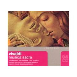 Musik: Musica sacra  von S. Mingardo, R. Alessandrini, Concerto Italiano