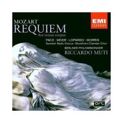Musik: Requiem d-moll KV 626  von Muti, PACE, Berliner Philharm.