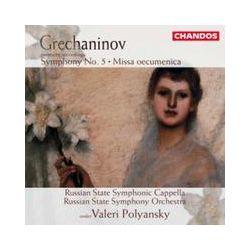 Musik: Sinfonie 5/Missa Oecumenica  von Valeri Polyansky, Russian State Sym.Orch.&Cappella