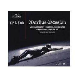 Musik: CPE Bach: Markus-Passion  von Raaflaub, Ad Fontes, Knabenkantorei Basel