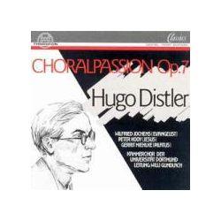 Musik: Choralpassion  von Kammerchor der Universität Dortmund, Willi Gundlach