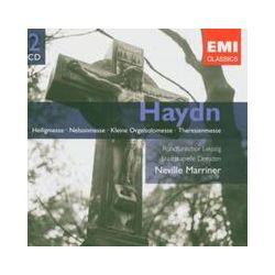 Musik: Messen (Heilig/Nelson/+) (DF)  von Hendricks, Marriner, SD