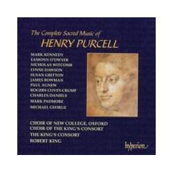Musik: The Complete Sacred Music  von The & Choir Of The Kings Consort Kings Consort