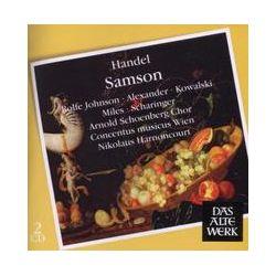 Musik: Samson/HWV57  von Nikolaus Harnoncourt, CMW