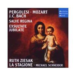 Musik: Pergolesi,Mozart,Bach  von Ruth Ziesak