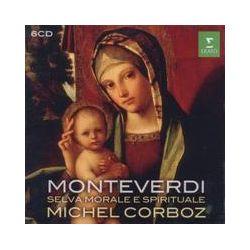 Musik: Selva Morale E Spirituale  von Corboz, Ensemble Vocal et Instrumental de Lausanne