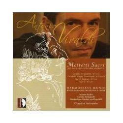 Musik: Mottetti Sacri  von Harmonices Mundi, Bozen Baroque Or., S. Ryden