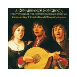 Musik: The Complet Madrigal Book Of 1536  von Catherine King, Jacob Heringman