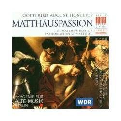 Musik: Matthäus-Passion  von C. Pregardien, K. Mertens, AKM