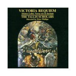 Musik: Requiem/Versa est in luctum  von The Tallis Scholars, Peter Phillips