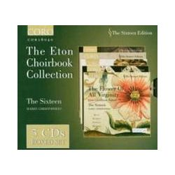 Musik: The Eton Choirbook Collection  von Harry Christophers, The Sixteen