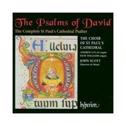 Musik: The Psalms Of David-Complete  von Choir Of St.Pauls Cathedral