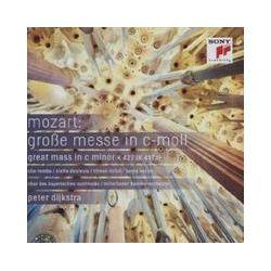 Musik: Groáe Messe in c-moll KV 427  von Peter Dijkstra, Chor des Br, Mko, S. Doufexis