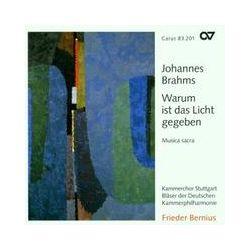 Musik: Warum Ist Das Licht Gegeben  von Kammerchor Stuttgart, Frieder Bernius