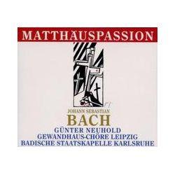 Musik: Matthäuspassion BWV 244  von Gewandhauschor Leipzig