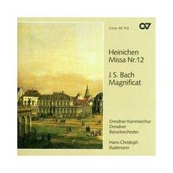 Musik: Missa 12/Magnificat BWV 243  von Dresdner Kammerchor, Dresdner Barockorchester