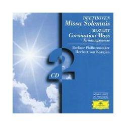 Musik: Missa Solemnis/krönungsmesse  von Janowitz, Berliner Philharmoniker, Ludwig, Wunderlich, Berry, Herbert von Karajan, BP