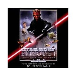 Musik: Star Wars: Episode I-Die dunkle Bedrohung  von OST, London Symphony Orchestra, John (Composer) Williams